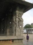 Vahana Mandapam - Pillars